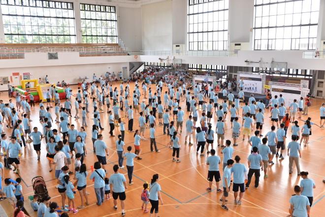 ABB Taiwan 家庭日暨年度運動會活動
